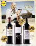 Leták Lidl vína (od 18. března 2013)