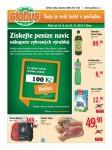 Leták Globus novinky (od 15. srpna 2013)