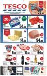 Leták Tesco hypermarket velký (od 04. září 2013)
