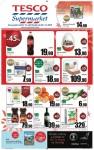 Leták Tesco supermarket (od 20. listopadu 2013)