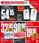 Leták INTERSPAR  (od 14. května 2014)