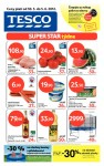 Leták Tesco hypermarkety (od 30. květen 2012)
