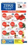 Leták Tesco supermarkety (od 30. květen 2012)