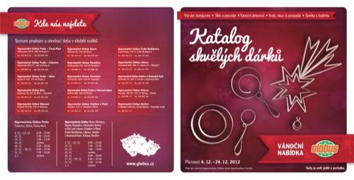 Leták Globus tipy na domácnost (od 4. 12. do 24. 12. 2012)