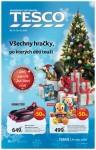 Leták Tesco hračky (od 28. listopad 2012)