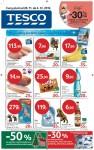 Leták Tesco hypermarket velký (od 28. listopad 2012)