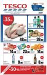 Leták Tesco hypermarket velký (od 30. ledna 2013)