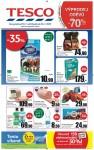 Leták Tesco hypermarket velký (od 10. července 2013)