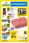 Leták Albert supermarket (od 22. ledna 2014)