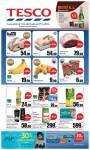 Leták Tesco hypermarket velký (od 11. června 2014)